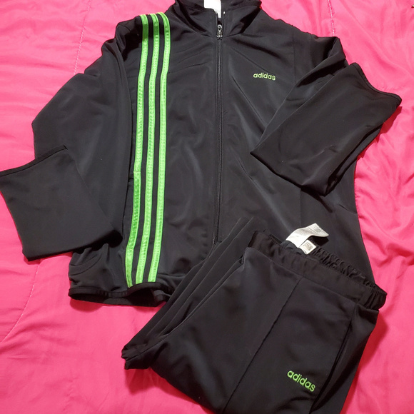 adidas jogging suit
